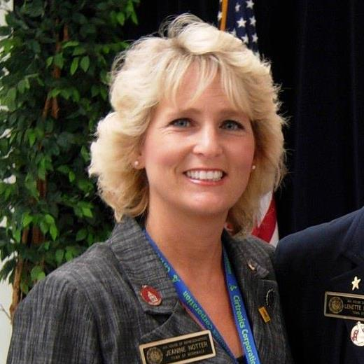 Rep. Jeanine Notter (R-Merrimack)